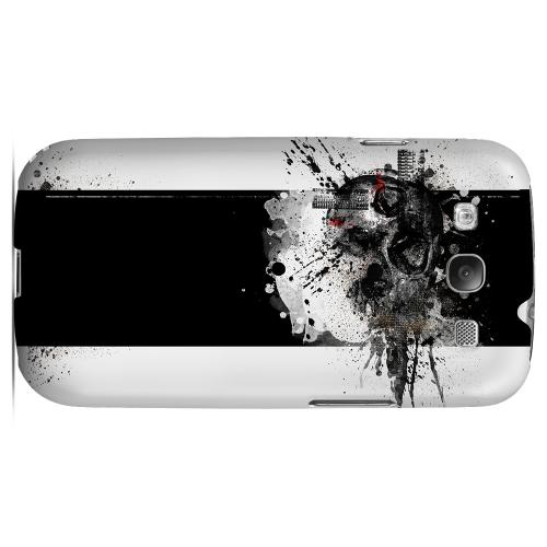 Geeks Designer Line (GDL) Apocalyptic Series Samsung Galaxy S3 Matte Hard Back Cover - The Plague