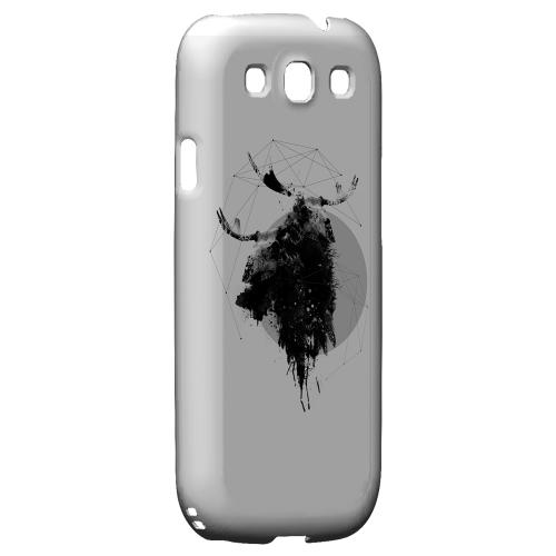 Geeks Designer Line (GDL) Apocalyptic Series Samsung Galaxy S3 Matte Hard Back Cover - The Shaman