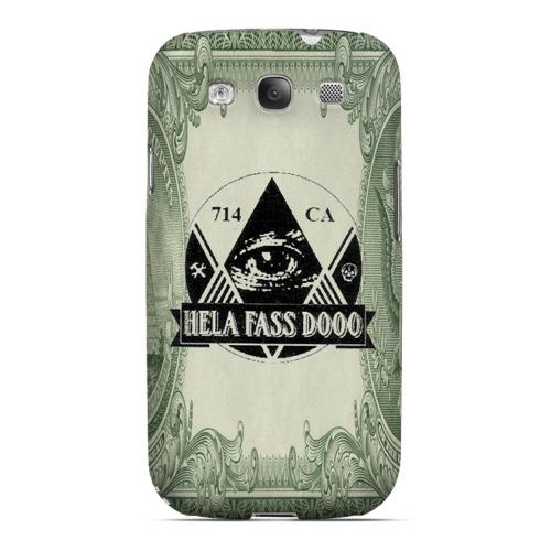 HFD Illuminati Hard Plastic Case for Samsung Galaxy S3