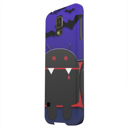 Geeks Designer Line (GDL) Samsung Galaxy S5 Matte Hard Back Cover - Count Droidula