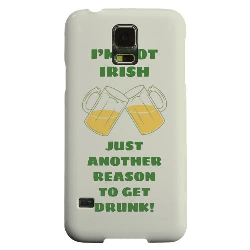 Geeks Designer Line (GDL) Samsung Galaxy S5 Matte Hard Back Cover - Another Reason