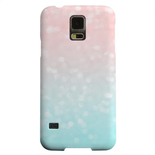 Geeks Designer Line (GDL) Samsung Galaxy S5 Matte Hard Back Cover - Light Whimsy