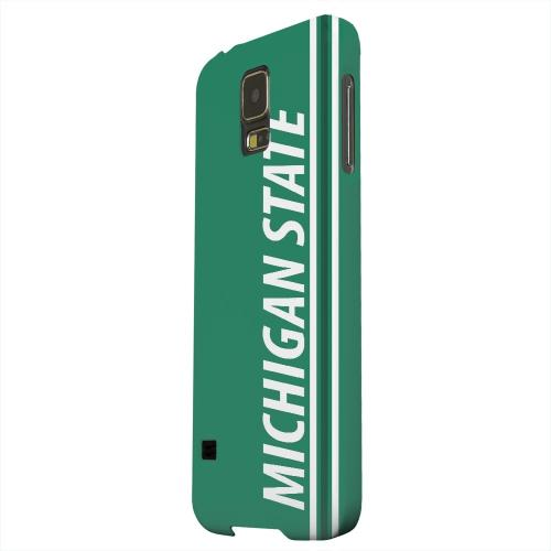 Geeks Designer Line (GDL) Samsung Galaxy S5 Matte Hard Back Cover - Michigan State