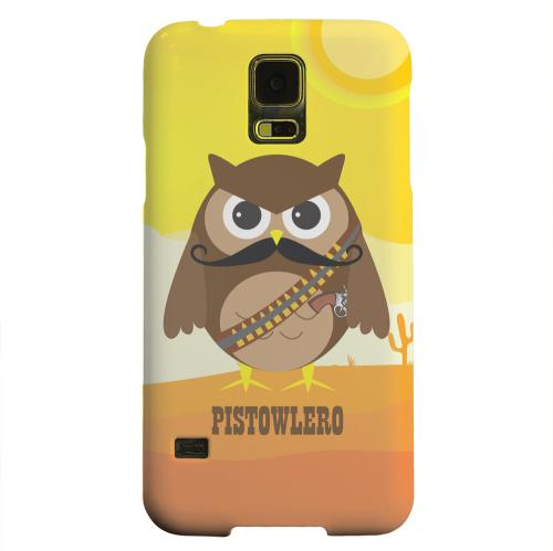 Geeks Designer Line (GDL) Samsung Galaxy S5 Matte Hard Back Cover - Pistowlero