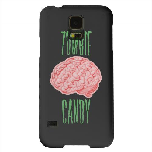 Geeks Designer Line (GDL) Samsung Galaxy S5 Matte Hard Back Cover - Zombie Candy