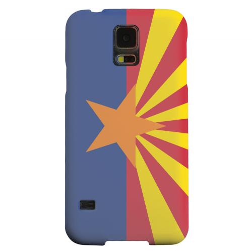 Geeks Designer Line (GDL) Samsung Galaxy S5 Matte Hard Back Cover - Arizona