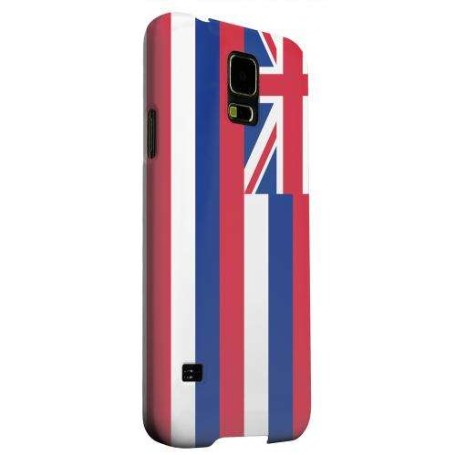 Geeks Designer Line (GDL) Samsung Galaxy S5 Matte Hard Back Cover - Hawaii