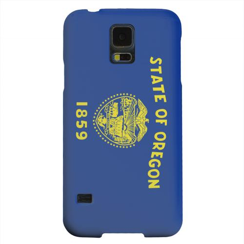 Geeks Designer Line (GDL) Samsung Galaxy S5 Matte Hard Back Cover - Oregon