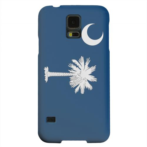 Geeks Designer Line (GDL) Samsung Galaxy S5 Matte Hard Back Cover - South Carolina