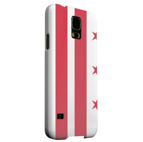 Geeks Designer Line (GDL) Samsung Galaxy S5 Matte Hard Back Cover - Washington, D.C.
