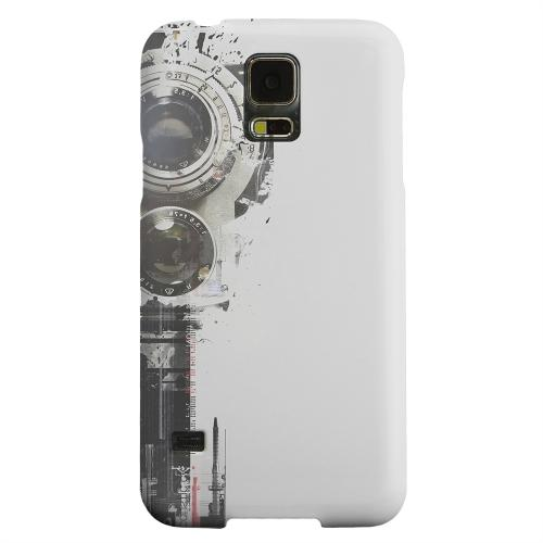 Geeks Designer Line (GDL) Samsung Galaxy S5 Matte Hard Back Cover - The Tower
