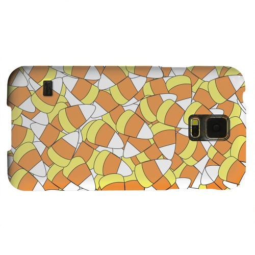 Geeks Designer Line (GDL) Samsung Galaxy S5 Matte Hard Back Cover - Candy Corn Galore