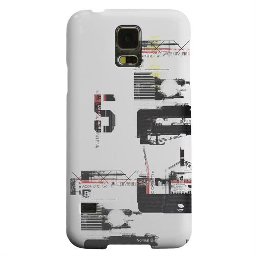 Geeks Designer Line (GDL) Samsung Galaxy S5 Matte Hard Back Cover - District 5