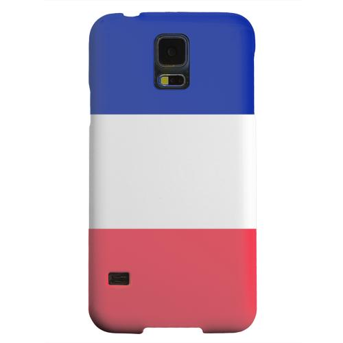 Geeks Designer Line (GDL) Samsung Galaxy S5 Matte Hard Back Cover - France