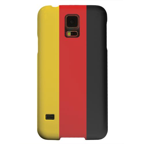 Geeks Designer Line (GDL) Samsung Galaxy S5 Matte Hard Back Cover - Germany