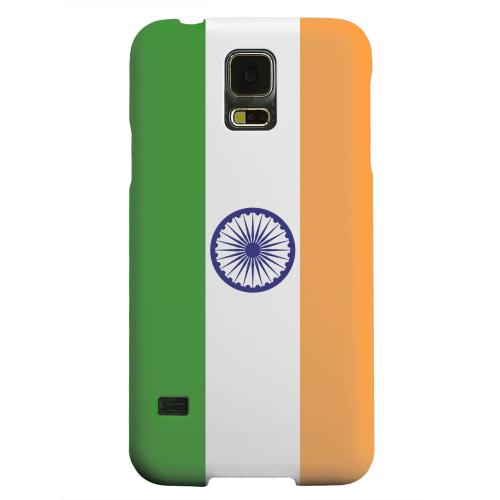 Geeks Designer Line (GDL) Samsung Galaxy S5 Matte Hard Back Cover - India