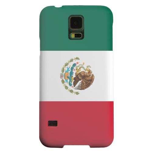 Geeks Designer Line (GDL) Samsung Galaxy S5 Matte Hard Back Cover - Mexico