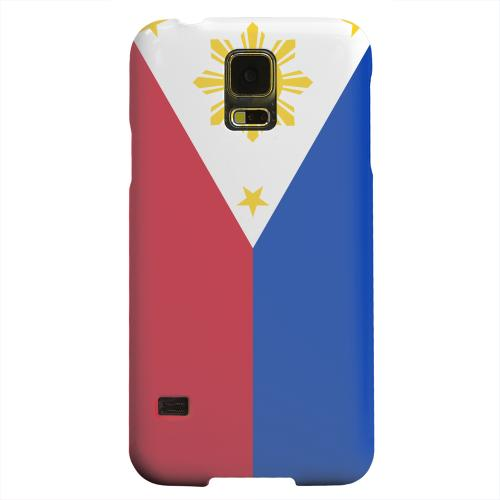 Geeks Designer Line (GDL) Samsung Galaxy S5 Matte Hard Back Cover - Philippines