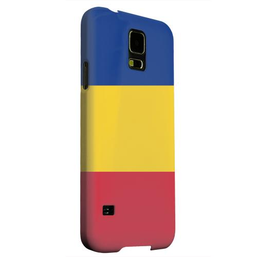Geeks Designer Line (GDL) Samsung Galaxy S5 Matte Hard Back Cover - Romania