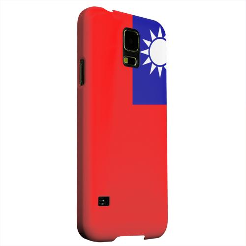 Geeks Designer Line (GDL) Samsung Galaxy S5 Matte Hard Back Cover - Taiwan