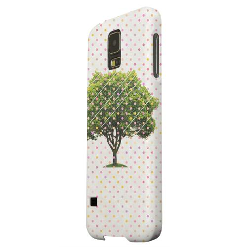 Geeks Designer Line (GDL) Samsung Galaxy S5 Matte Hard Back Cover - Tree