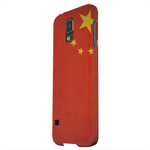 Geeks Designer Line (GDL) Samsung Galaxy S5 Matte Hard Back Cover - Grunge China