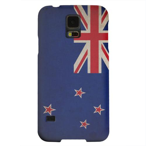 Geeks Designer Line (GDL) Samsung Galaxy S5 Matte Hard Back Cover - Grunge New Zealand