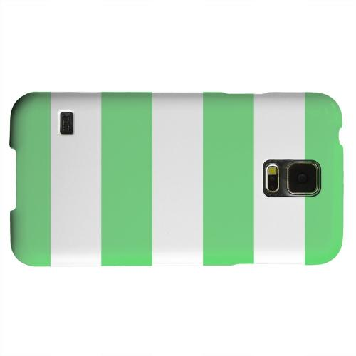 Geeks Designer Line (GDL) Samsung Galaxy S5 Matte Hard Back Cover - Big Green
