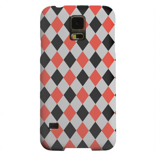 Geeks Designer Line (GDL) Samsung Galaxy S5 Matte Hard Back Cover - Charlatan Diamonds