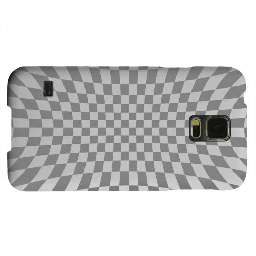 Geeks Designer Line (GDL) Samsung Galaxy S5 Matte Hard Back Cover - Distortion