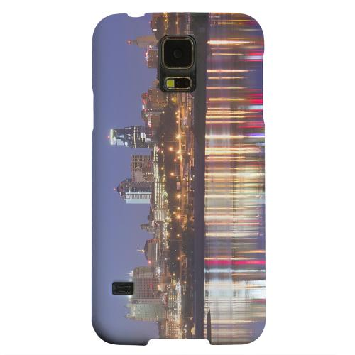 Geeks Designer Line (GDL) Samsung Galaxy S5 Matte Hard Back Cover - Kansas City