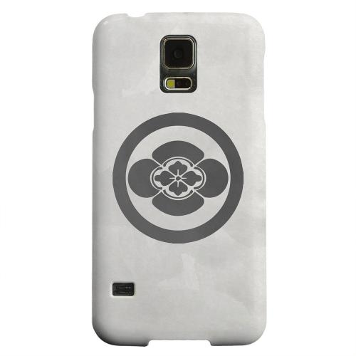 Geeks Designer Line (GDL) Samsung Galaxy S5 Matte Hard Back Cover - Boke Kamon on Paper