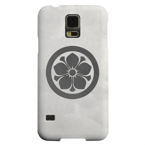 Geeks Designer Line (GDL) Samsung Galaxy S5 Matte Hard Back Cover - Kikyo Kamon on Paper v.3
