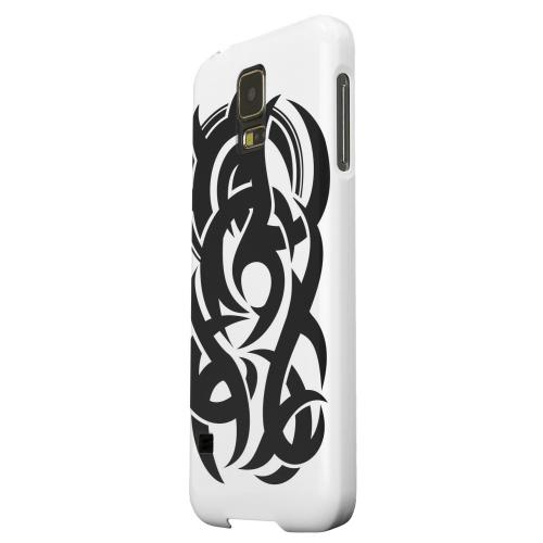 Geeks Designer Line (GDL) Samsung Galaxy S5 Matte Hard Back Cover - Tribal