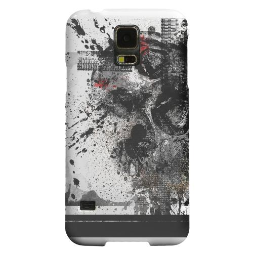 Geeks Designer Line (GDL) Samsung Galaxy S5 Matte Hard Back Cover - Collapse