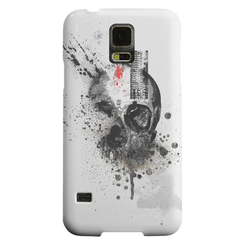 Geeks Designer Line (GDL) Samsung Galaxy S5 Matte Hard Back Cover - Deconstruction