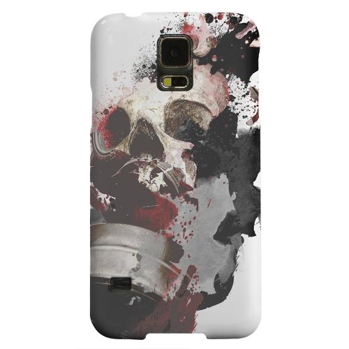 Geeks Designer Line (GDL) Samsung Galaxy S5 Matte Hard Back Cover - The Addict