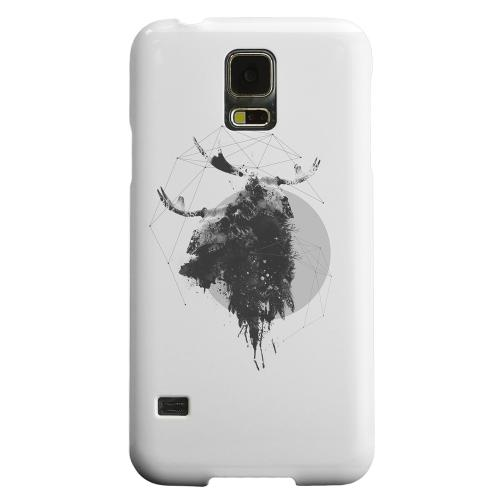 Geeks Designer Line (GDL) Samsung Galaxy S5 Matte Hard Back Cover - The Shaman