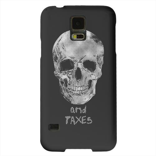 Geeks Designer Line (GDL) Samsung Galaxy S5 Matte Hard Back Cover - Guarantees in Life