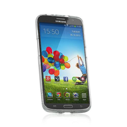 Clear Hard Case for Samsung Galaxy Mega 6.3