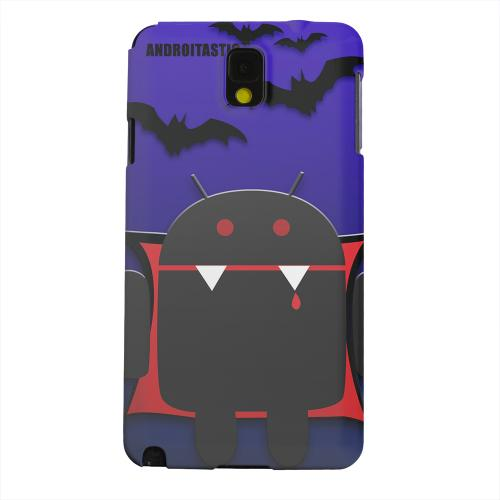 Geeks Designer Line (GDL) Samsung Galaxy Note 3 Matte Hard Back Cover - Count Droidula