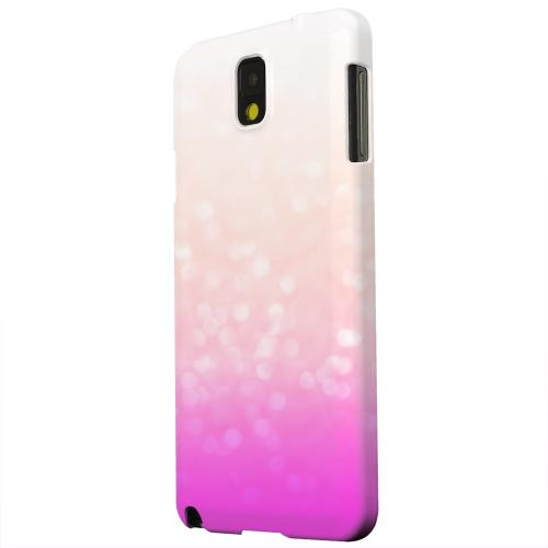 Geeks Designer Line (GDL) Samsung Galaxy Note 3 Matte Hard Back Cover - Deep Blush