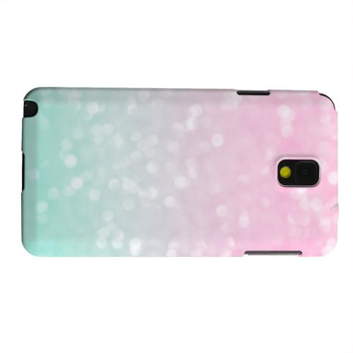 Geeks Designer Line (GDL) Samsung Galaxy Note 3 Matte Hard Back Cover - Cherry Blossom Scream