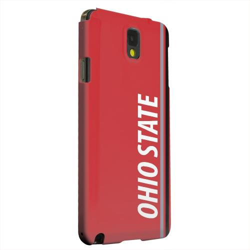 Geeks Designer Line (GDL) Samsung Galaxy Note 3 Matte Hard Back Cover - Ohio State