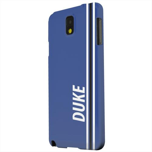 Geeks Designer Line (GDL) Samsung Galaxy Note 3 Matte Hard Back Cover - Duke
