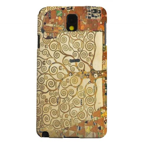 Geeks Designer Line (GDL) Samsung Galaxy Note 3 Matte Hard Back Cover - Tree of Life by Gustav Klimt