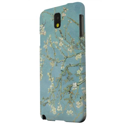 Geeks Designer Line (GDL) Samsung Galaxy Note 3 Matte Hard Back Cover - Almond Blossom by Vincent van Gogh