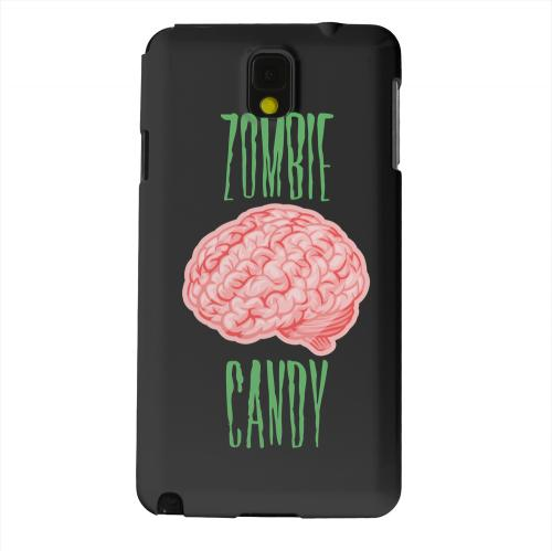 Geeks Designer Line (GDL) Samsung Galaxy Note 3 Matte Hard Back Cover - Zombie Candy