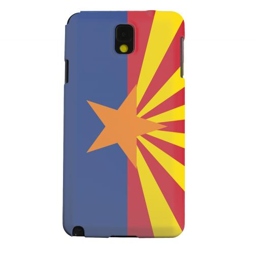 Geeks Designer Line (GDL) Samsung Galaxy Note 3 Matte Hard Back Cover - Arizona