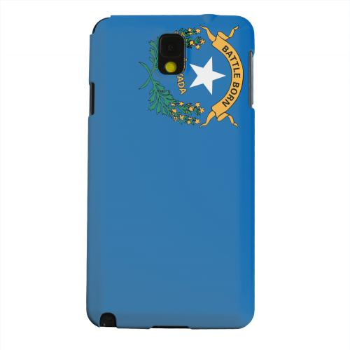 Geeks Designer Line (GDL) Samsung Galaxy Note 3 Matte Hard Back Cover - Nevada